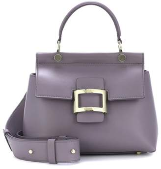 Roger Vivier Leather shoulder bag