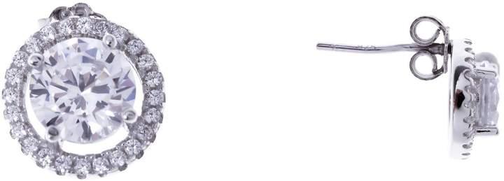Silver Addict Eclatante - Ohrringe - weiß
