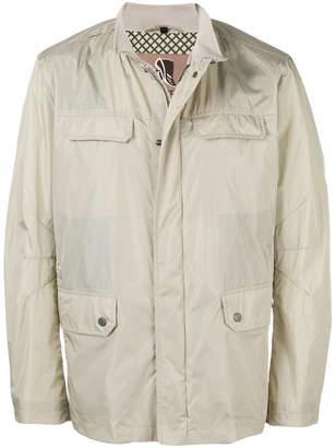Sealup classic fitted jacket