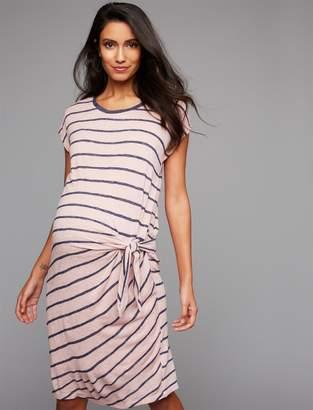 a1b76c6af6c94 Velvet Maternity Dress - ShopStyle