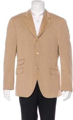 Brunello Cucinelli Herringbone Sport Coat