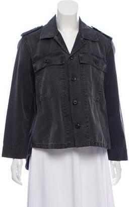 Amo Lightweight Denim Jacket