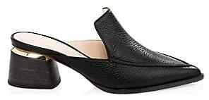 Nicholas Kirkwood Women's Beya Block Heel Mule