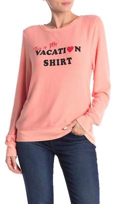 Wildfox Couture Vacation Shirt