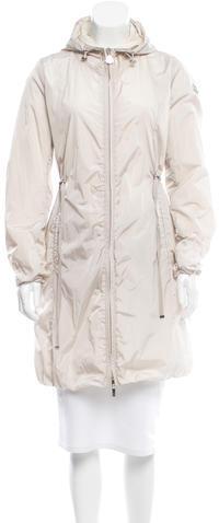 MonclerMoncler Ombré Giubbotto Trench Coat