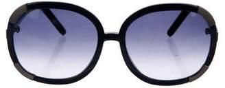 Chloé Myrte Oversize Sunglasses