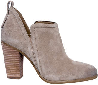 Vince Camuto Francia Foxy Suede Taupe Boot