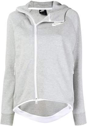 Nike side fastened sport jacket