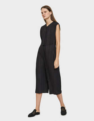 Pleats Please Issey Miyake Mellow Pleated Jumpsuit