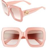 36c2021c6 Gucci Pink Women's Eyewear - ShopStyle