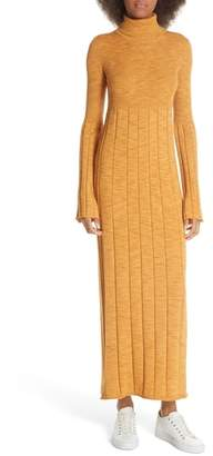 Elizabeth and James Clementine Ribbed Space Dye Wool Dress