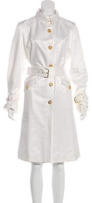 Celine Lightweight Long Coat