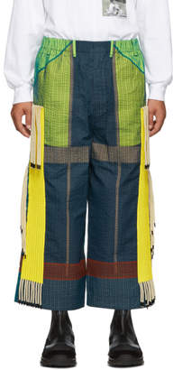 Craig Green Yellow Tent Trousers
