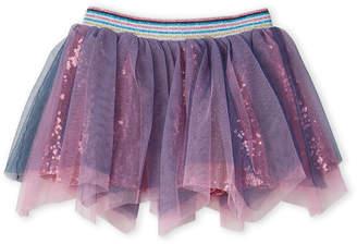 Hannah Banana Infant Girls) Sequin Tulle Skirt