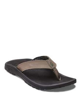 OluKai Men's Ohana Thong Sandals