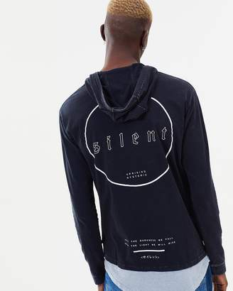 Silent Theory Control Layered LS Tee