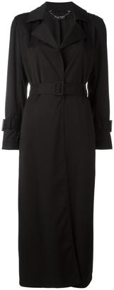 Twin-Set belted trench coat $227.40 thestylecure.com
