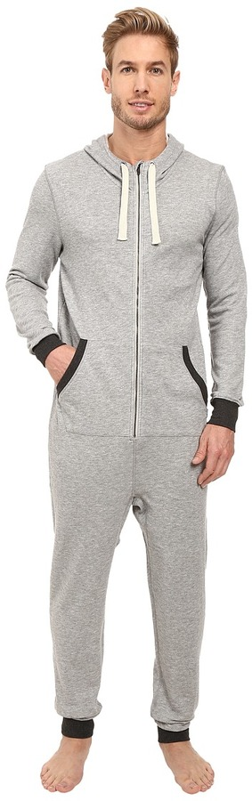 2(X)IST French Terry Flight Suit