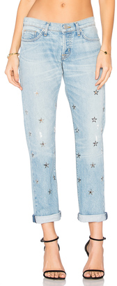 Hudson Jeans Riley Relaxed Straight $285 thestylecure.com