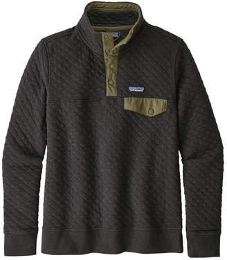 Patagonia Women's Organic Cotton Quilt Snap-T® Pullover