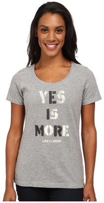 Life is Good CreamyTM Scoop Tee $32 thestylecure.com