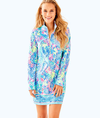 Lilly Pulitzer UPF 50+ Skipper Printed Popover Dress