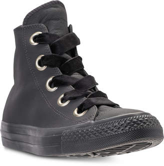 Converse Women Chuck Taylor Big Eyelets High Top Casual Sneakers from Finish Line