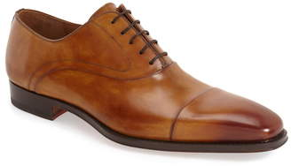 6445f7994b4 Magnanni Cap Toe Oxford Men s Shoes
