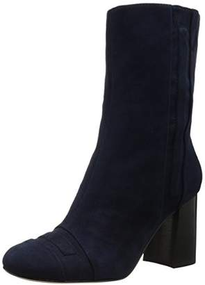 20182017 Boots Nine West Womens Deliah Suede Boot For Sales
