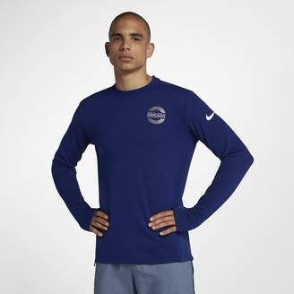 Nike Therma Sphere Element (Chicago) Men's Long-Sleeve Running Top