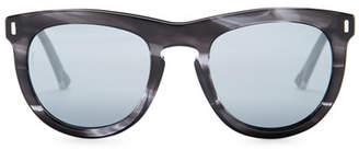 Dolce & Gabbana Men's DNA Retro Acetate Frame Sunglasses $300 thestylecure.com