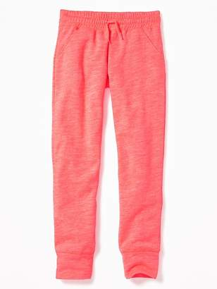 Old Navy Relaxed Slub-Knit Joggers for Girls