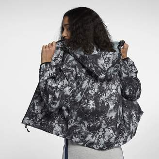 Converse Feather Print Blur 2.0 Women's Jacket