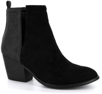 CORKYS FOOTWEAR Giant Cut-Out Ankle Boot