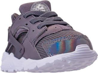 Nike Girls' Toddler Huarache Run Running Shoes
