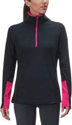 Columbia Glacial IV Print 1/2-Zip Fleece Pullover - Women's