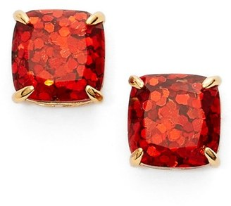 Kate Spade New York Mini Small Square Stud Earrings $32 thestylecure.com