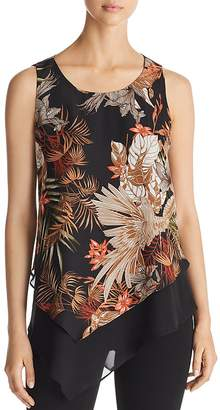 Status by Chenault Tropical Layered Tank