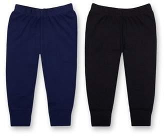 Lamaze Organic Pants, 2pk (Baby Boys)