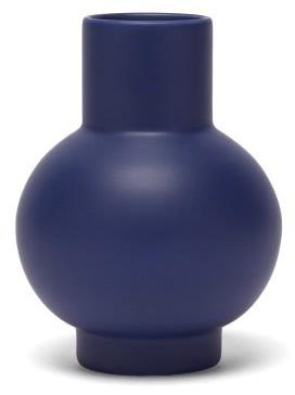 Raawii - Str0m Ceramic Vase - Blue