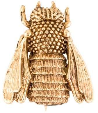 14K Bee Brooch