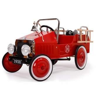 Baghera Pedal Firetruck