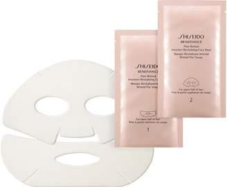 Shiseido Women's Benefiance Pure Retinol Intensive Revitalizing Face Mask