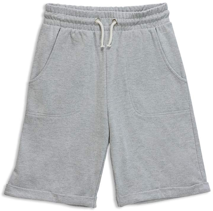 Boys' Hank Herringbone Terry Shorts - Little Kid, Big Kid