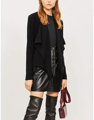 Zadig & Voltaire Daphnee wool and cashmere-blend cardigan