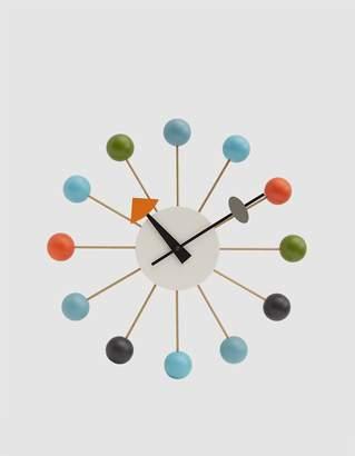 Vitra George Nelson Ball Clock in Multicolor