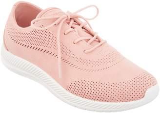 Easy Spirit Casual Lace-Up Walking Shoe - Gerda