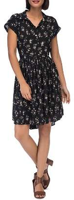 Bobeau B Collection by Mare Floral-Print Dress