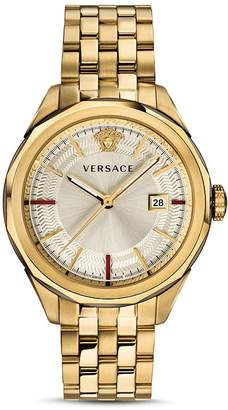Versace Glaze Watch, 43mm