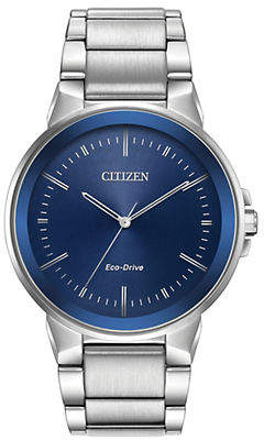 Citizen Axiom Analogue Stainless Bracelet Watch